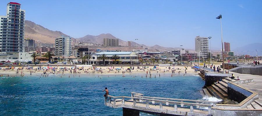 Antofagasta Chile  city photo : Dónde ir en Antofagasta